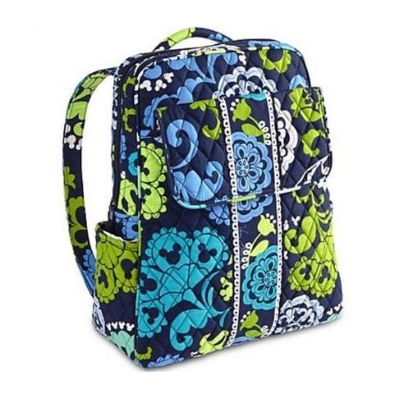 VERA BRADLEY DISNEY Backpack Where s Mickey